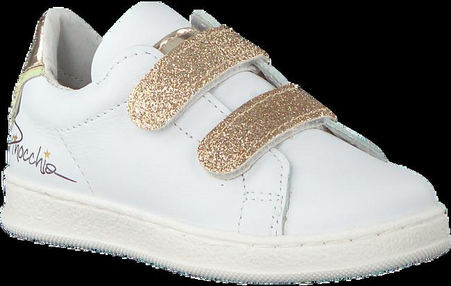 Weiße PINOCCHIO Sneaker P1115 - large
