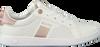 Weiße BJORN BORG Sneaker T307 LOW PRF MET K - small