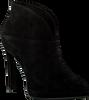 Schwarze LOLA CRUZ Stiefeletten 275T30BK-D-I19  - small