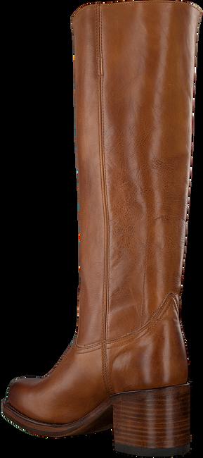 Cognacfarbene SENDRA Hohe Stiefel 12978  - large