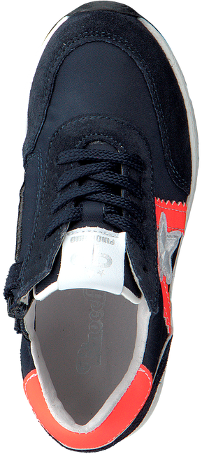 Blaue PINOCCHIO Sneaker P1874 - large
