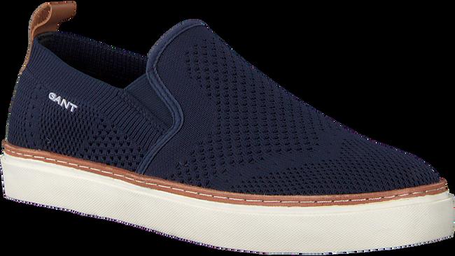 Blaue GANT Slip-on Sneaker BARI 18677331 - large