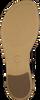 Schwarze MICHAEL KORS Sandalen MK PLATE THONG - small