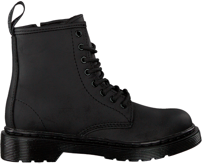 Schwarze DR MARTENS Ankle Boots 1460 K MONO  - large