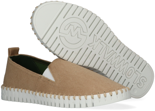 Beige SLOWWALK Slipper BONES WOMEN  - large