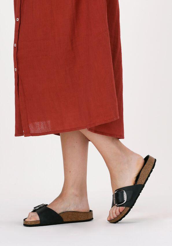 Black BIRKENSTOCK PAPILLIO shoe MADRID BIG BUCKLE  - larger