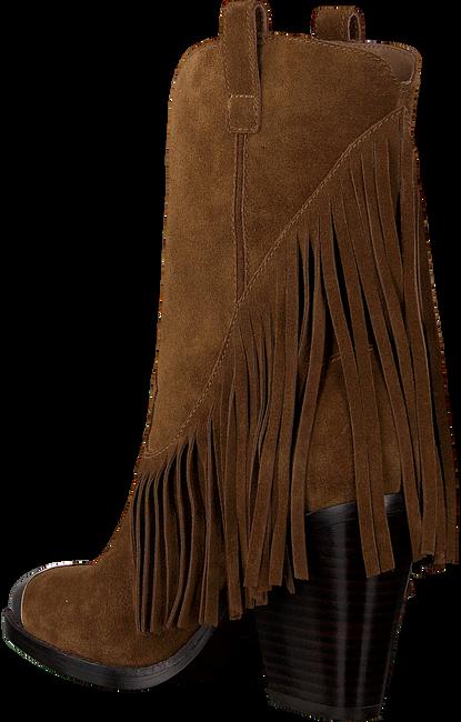Beige ASH Cowboystiefel ELISON  - large