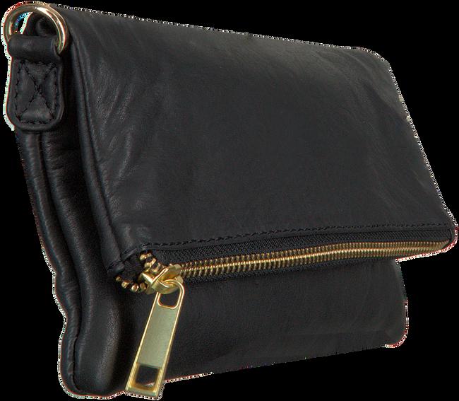 Schwarze DEPECHE Umhängetasche SMALL BAG 13838  - large