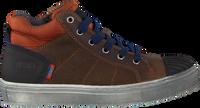 Cognacfarbene KOEL4KIDS Sneaker high KO896-AL-02  - medium