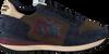 Braune ATLANTIC STARS Sneaker ARGO - small