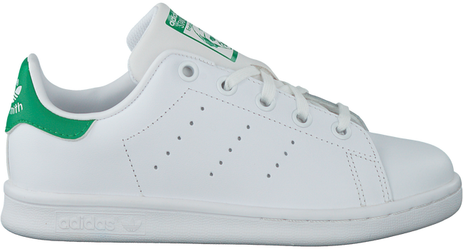 Weiße ADIDAS Sneaker STAN SMITH C - large