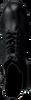 Schwarze APPLES & PEARS Schnürboots 7944  - small
