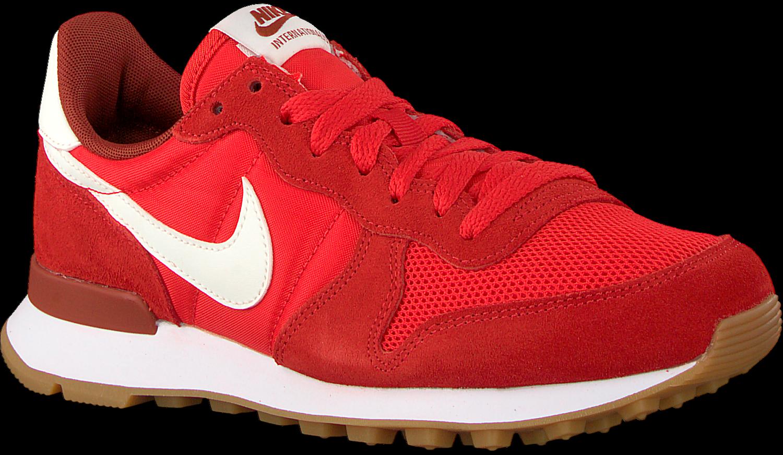 NIKE NIKE Sneaker Rote INTERNATIONALIST Rote WMNS INTERNATIONALIST Sneaker NIKE Rote WMNS TOPZuwkiX