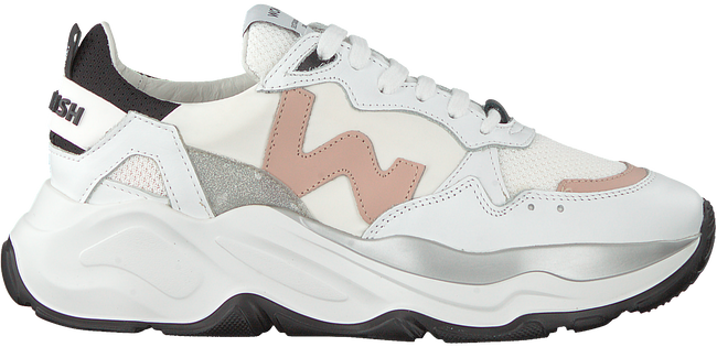Weiße WOMSH Sneaker low FUTURA  - large