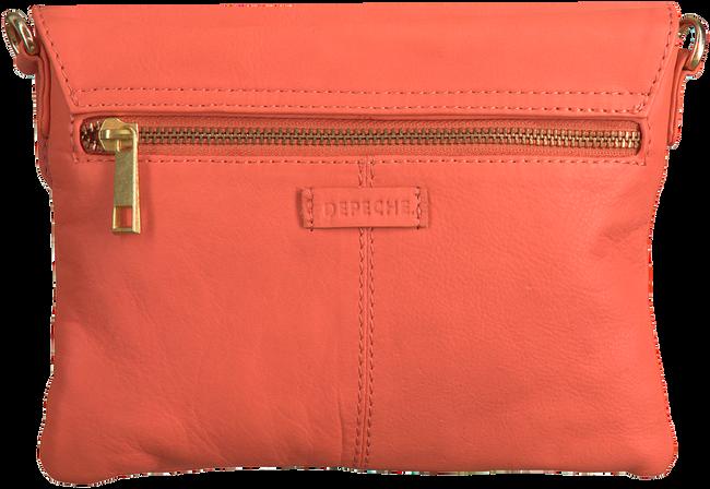 Rote DEPECHE Umhängetasche 14128  - large