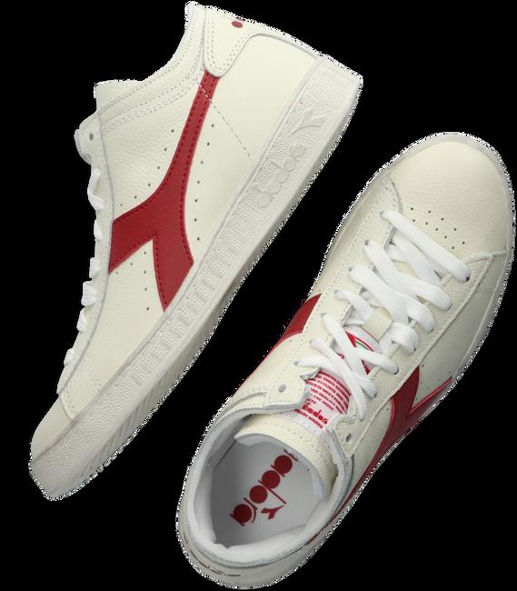 Weiße DIADORA Sneaker high GAME L WAXED ROW CUT  - large