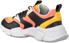 Mehrfarbige/Bunte TOMMY HILFIGER Sneaker low CHUNKY LIFESTYLE  - small