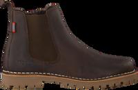 Braune KOEL4KIDS Chelsea Boots KO917-MF-05  - medium
