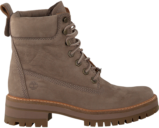 Taupe TIMBERLAND Schnürboots COURMAYEUR VALLEY BOOT - large