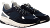 Blaue WOOLRICH Sneaker low TRAIL RUNNER MAN  - small