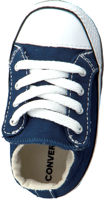Blaue CONVERSE Babyschuhe CRIBSTER CANVAS COLOR  - large
