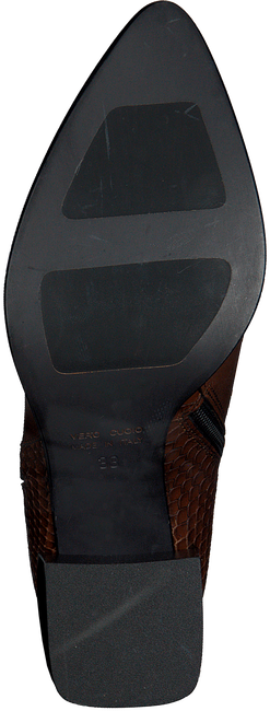Cognacfarbene LAURA BELLARIVA Stiefeletten 4127B  - large