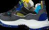 Schwarze FLORIS VAN BOMMEL Sneaker low 16268  - small
