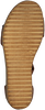 Cognacfarbene OMODA Sandalen 722007  - small