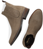 Taupe MAZZELTOV Chelsea Boots 4203  - small