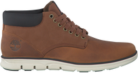 Cognacfarbene TIMBERLAND Ankle Boots CHUKKA LEATHER - medium