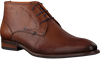 Cognacfarbene VAN LIER Business Schuhe 1959123  - small