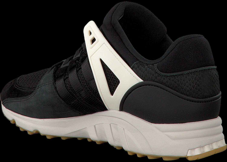 Schwarze ADIDAS Sneaker EQT SUPPORT RF HEREN