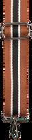 Braune HVISK Taschenriemen SHELL  - medium