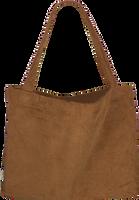Braune STUDIO NOOS Shopper RIB MOM-BAG  - medium