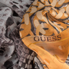 Beige GUESS Schal PRISMA KEFIAH  - small