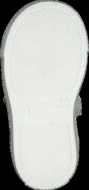 Weiße RED-RAG Sneaker low 12238  - large