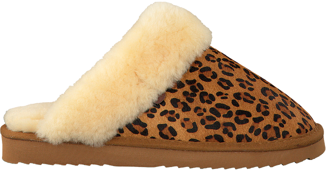 Beige WARMBAT Hausschuhe FLURRY WOMEN SUEDE - large