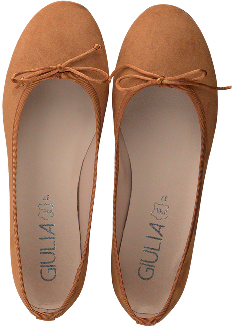Orangene GIULIA Ballerinas G.12.BALLERINA  - large