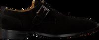 Schwarze MAZZELTOV Business Schuhe 4143  - medium