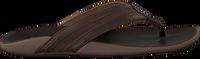 brown OLUKAI shoe IKOI  - medium