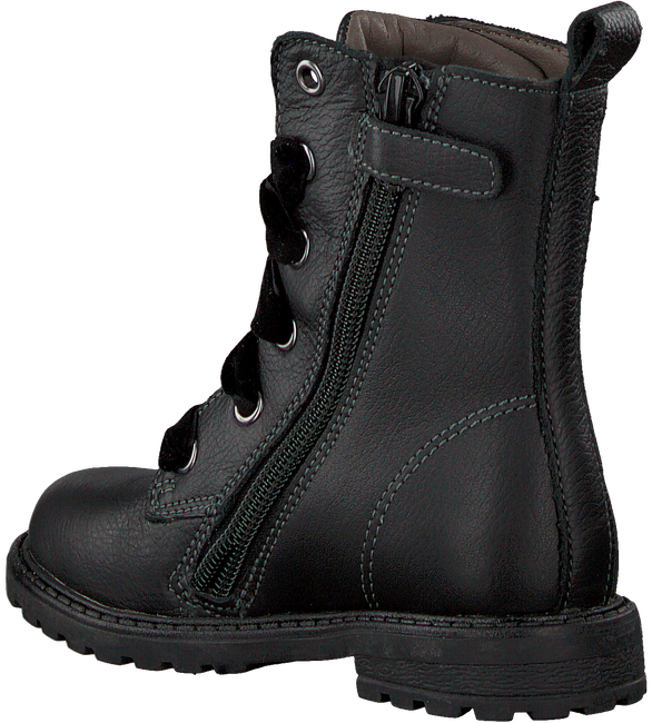Schwarze BUNNIES JR Schnürboots HILDE HOT  - large
