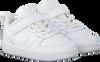 Weiße NIKE Sneaker low COURT BOROUGH LOW 2 (TDV)  - small