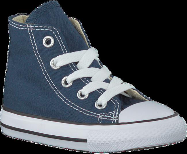 Blaue CONVERSE Sneaker CHUCK TAYLOR ALL STAR HI KIDS - large