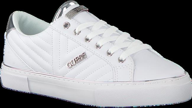 Weiße GUESS Sneaker GROOVIE  - large