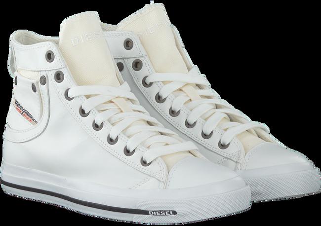 Weiße DIESEL Sneaker MAGNETE EXPOSURE - large
