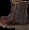 Braune PANAMA JACK Ankle Boots BRESCIA B2 - small