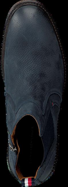c66c78ffdb6aa9 Blaue TOMMY HILFIGER Chelsea Boots ROUNDER 2N - Omoda.de