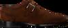Cognacfarbene GREVE Business Schuhe RIBOLLA 1444  - small