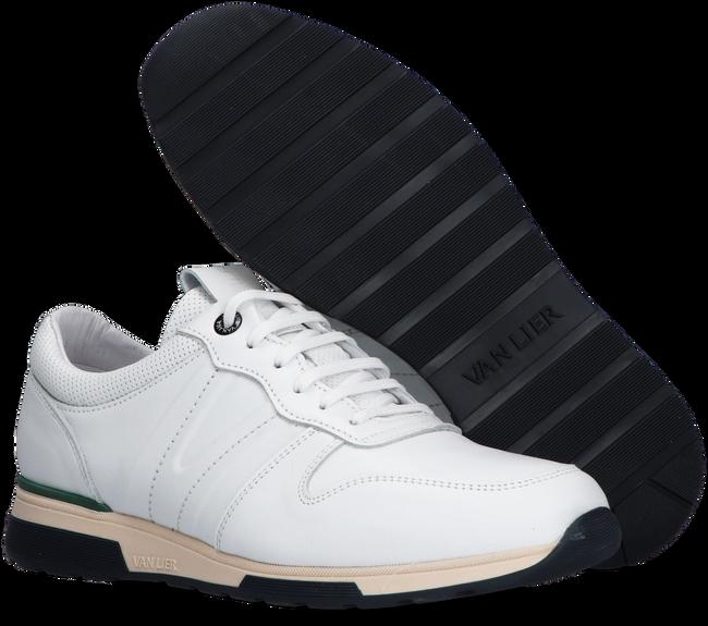 Weiße VAN LIER Sneaker low POSITANO  - large
