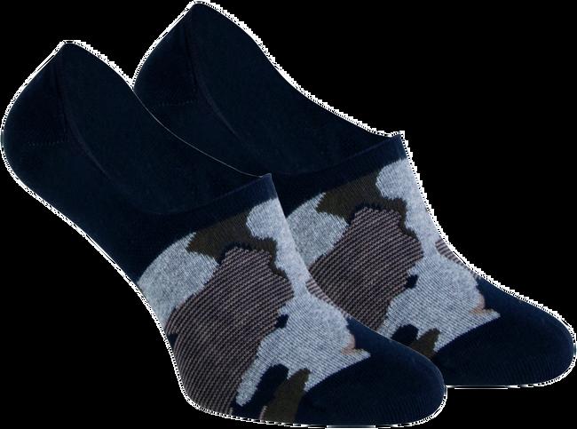 Blaue MARCMARCS Socken ETHAN  - large